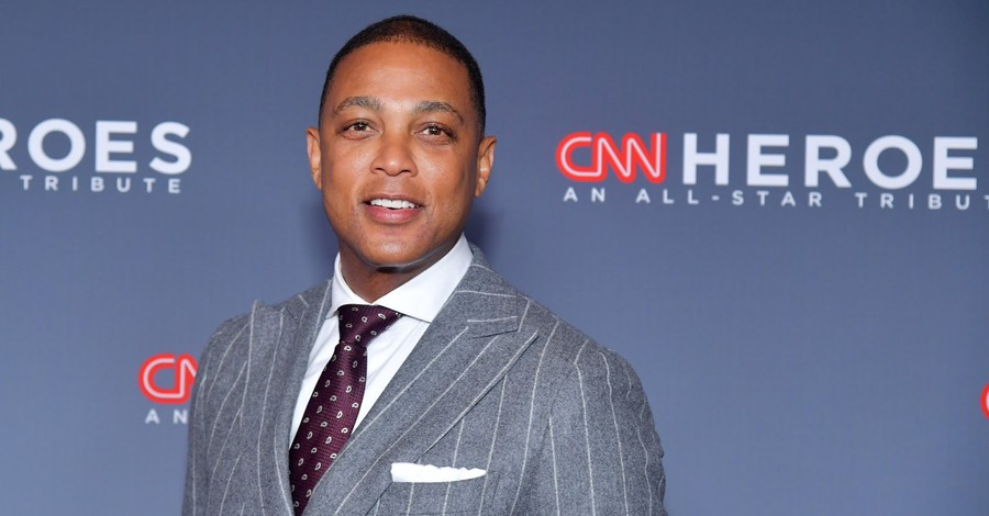 Don Lemon, Lemon says Jesus was not perfect while on Earth
