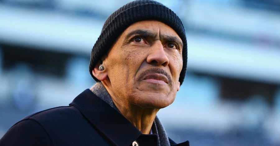 Tony Dungy, Dungy calls out Don Lemons for saying Jesus sinned