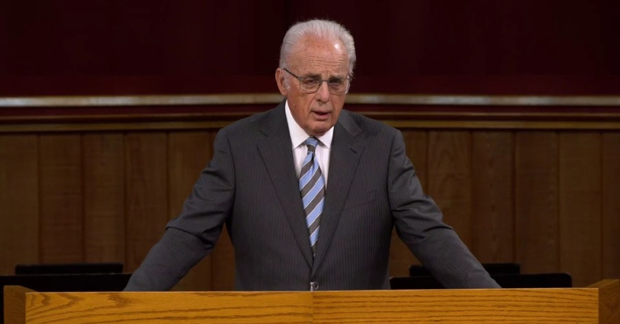 John MacArthur, MacArthur says his church is opening up against state requirements