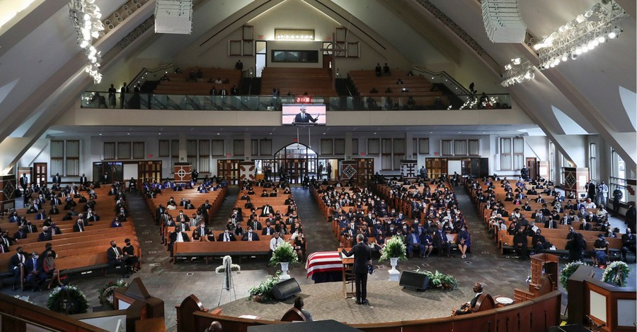 John Lewis' Funeral, 5 Faith moments from Lewis' funeral