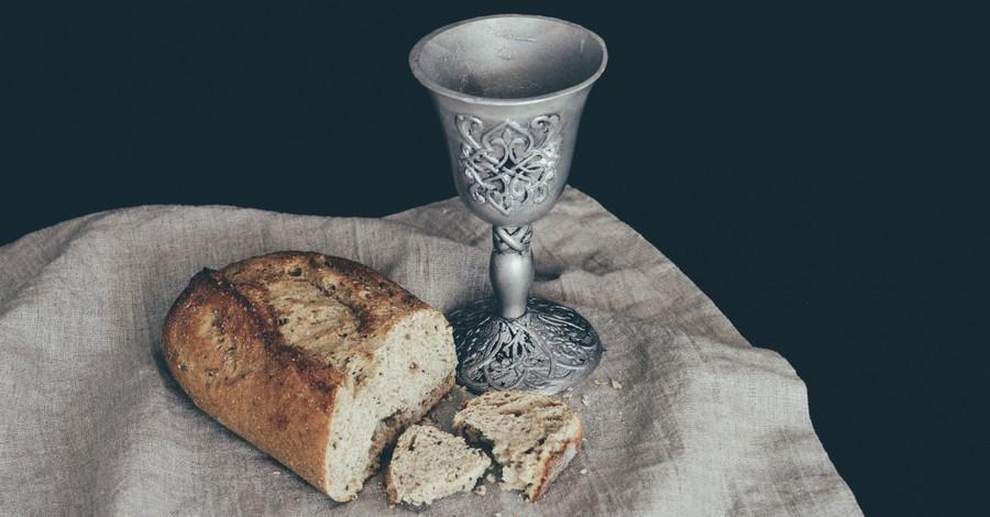 communion prayer, eucharist prayer, holy communion prayer