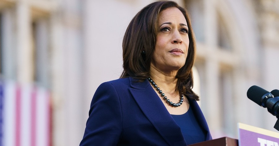 Kamala Harris, What your place in the world says about your view of the world