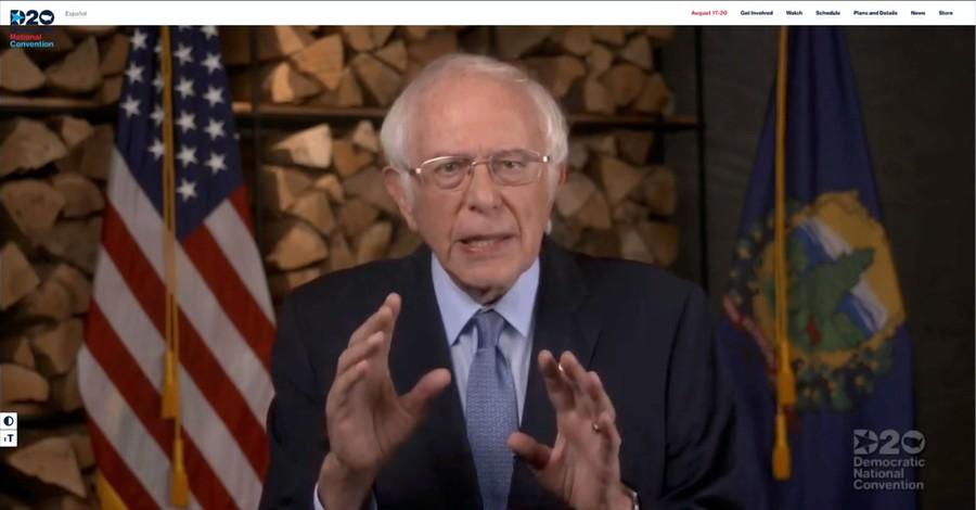 Bernie Sanders, 6 takeaways from night one of the DNC