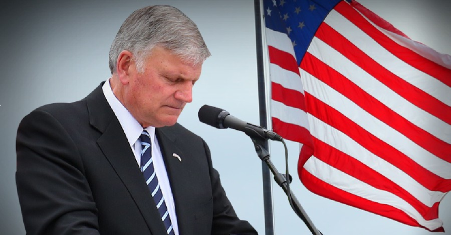 Franklin Graham, Graham decries the brutal assault of a Portland man
