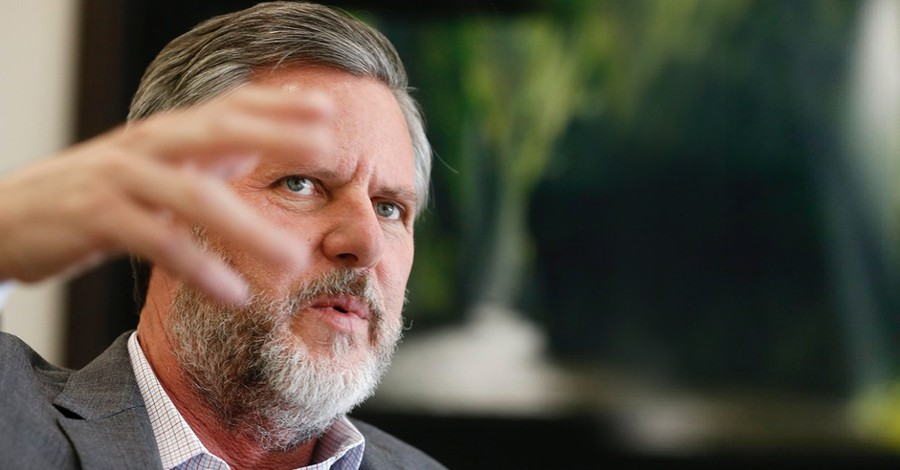 Jerry Falwell Jr, Liberty Accepts Liberty's letter of resignation