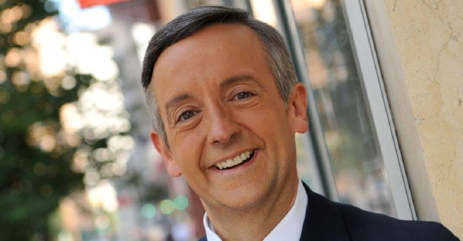 Robert Jeffress, Pastor Jeffress asserts that Democratic Party is 'godless'