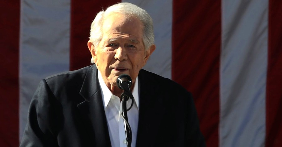 Pat Robertson, A BLM co-founder denounced Pat Robertson's claims that BLM is anti-Christian