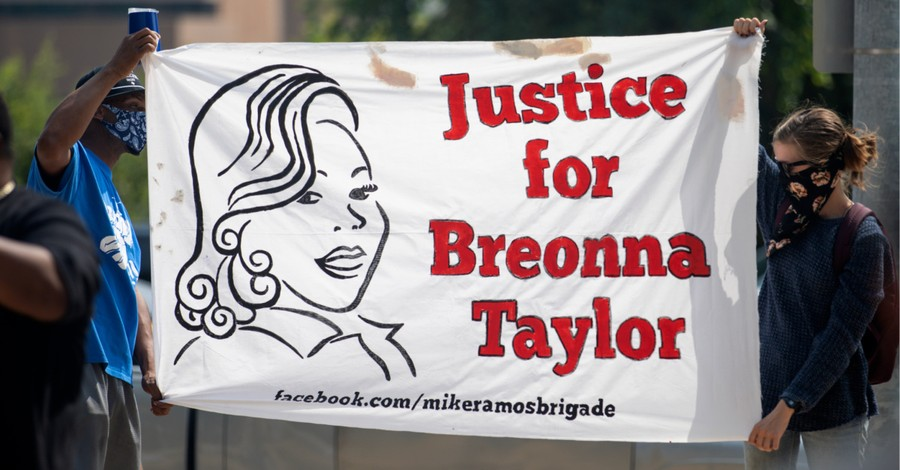 Breonna Taylor, Grand Jury decides to charge one officer in Breonna Taylor shooting