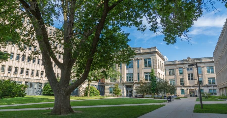 University of Iowa, University of Iowa is accused of targeting Christian student groups