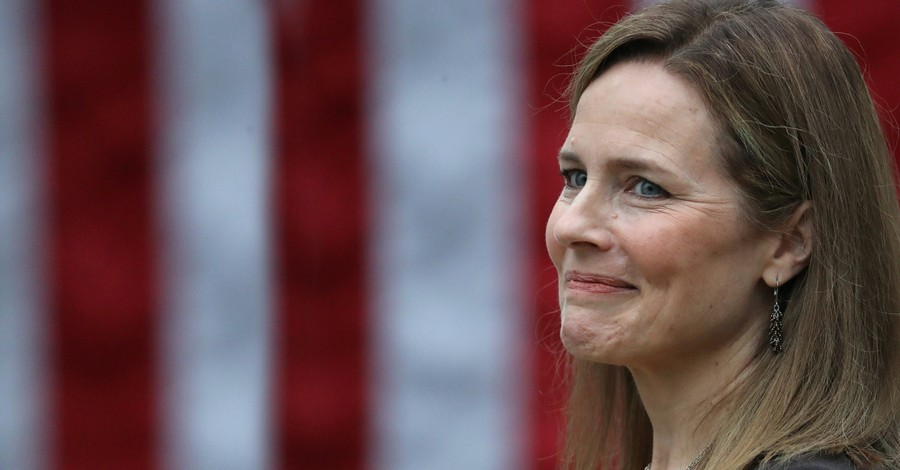 Amy Coney Barrett, What a self-described liberal said about Amy Coney Barrett