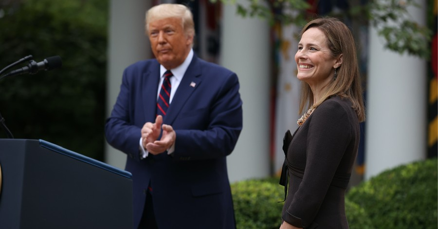 Amy Coney Barrett and Donald Trump, How to Respond When Critics Don't Understand Our Faith