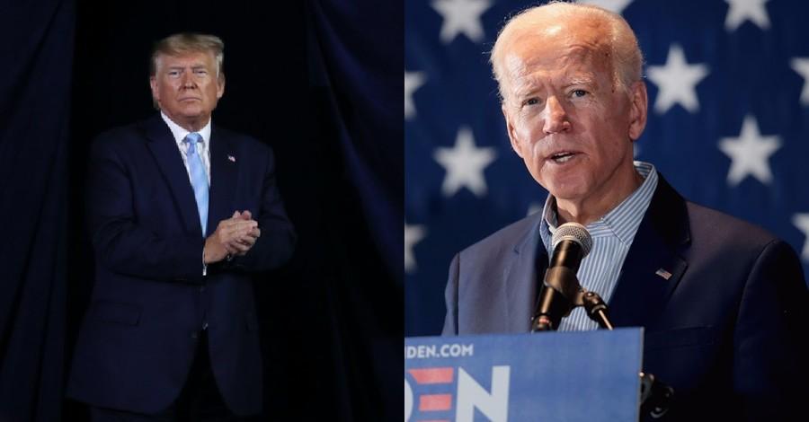 Donald Trump and Joe Biden, Trump and Biden are nominated for Nobel Peaces Prizes