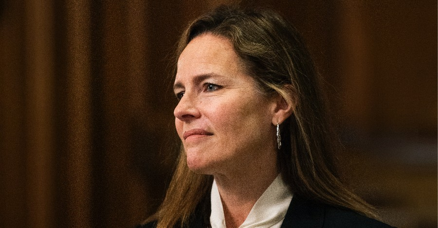 Amy Coney Barrett, It was recently revealed that Amy Coney Barrett signed a pro-life statement in 2006