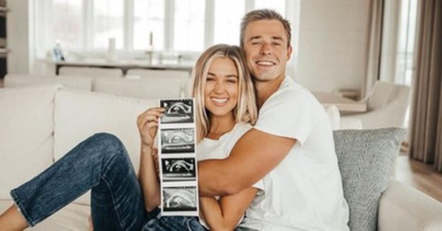 Sadie and Christian Robertson Huff, Sadie and Christian Robertson Huff announce pregnancy