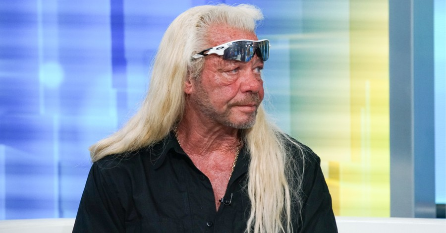 Dog the Bounty Hunter, Dog the Bounty Hunter recently opened up about his faith in God