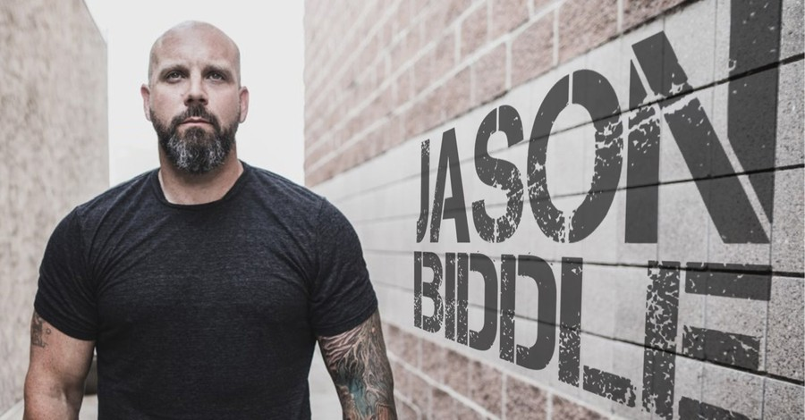 Jason Biddle, Biddle shares how God saved him from addiction