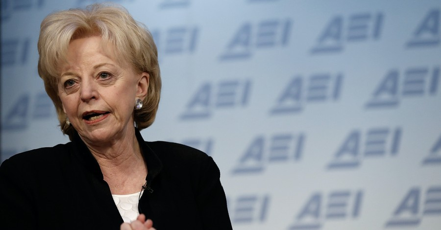 Lynne Cheney, Cheney says she is sure America will get through this difficult season
