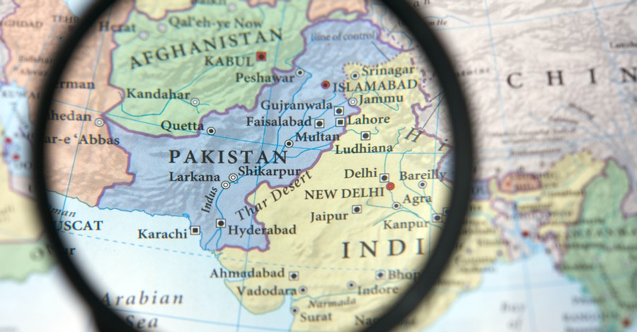 Pakistan on the map, Pakistani court nullifies a Christian teen's marriage to a Muslim man