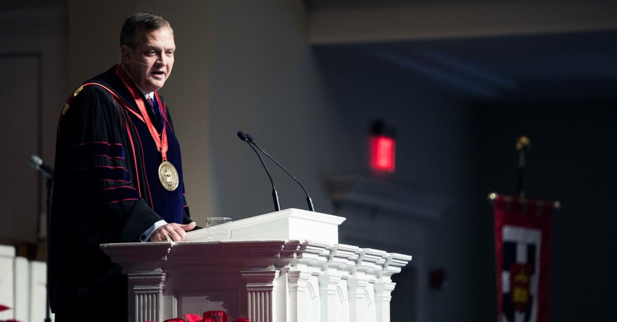 Albert Mohler, Mohler Monday called comments by President Trump about the election troubling