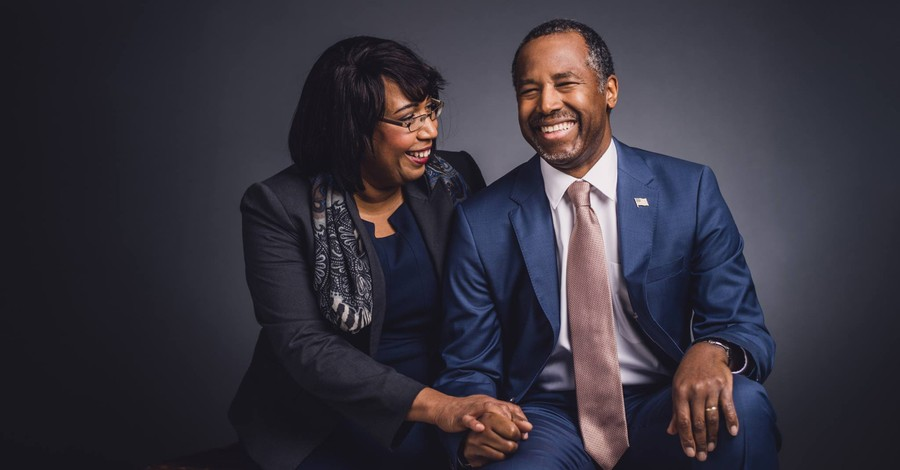 Dr. Ben and Candy Carson, The Carsons turn to God amid COVID-19 battle
