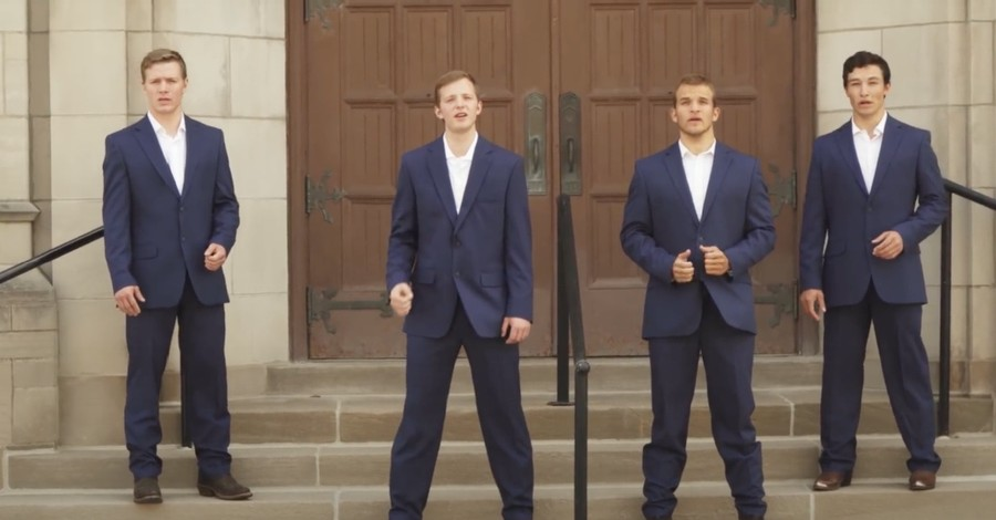 The Redeemed Quartet, The Redeemed Quartet shares the gospel with millions