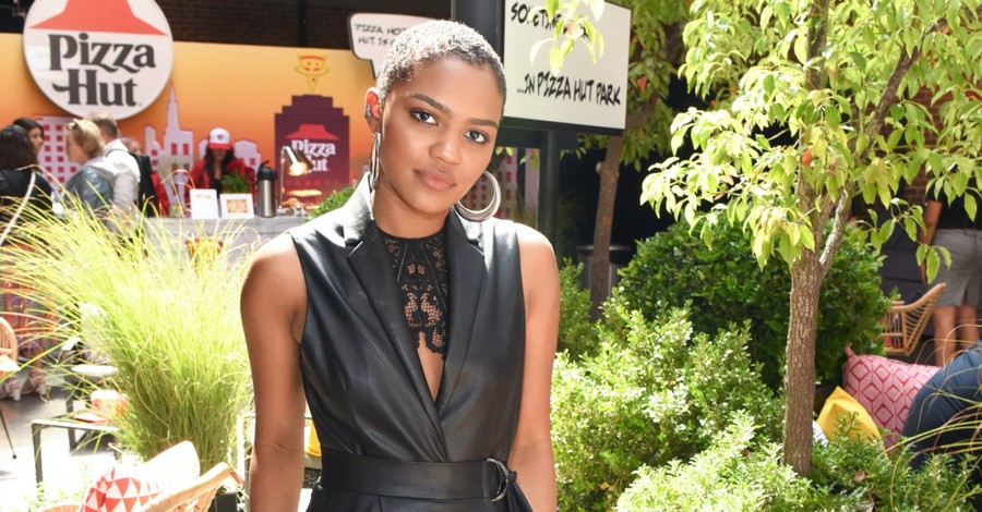 """China Anne McClain, McClain says she is leaving her show to """"do God's work"""""""