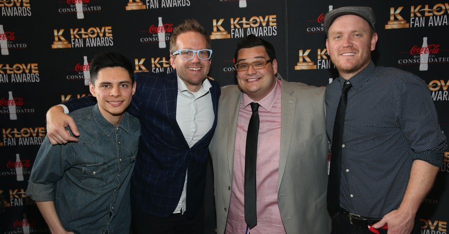 Sidewalk Prophets, Sidewalk Prophets team up with Bethany Christian Services to raise money for families in need