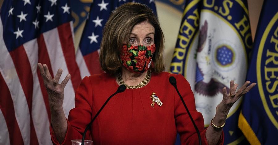 Nancy Pelosi, Pelosi says some 'faith-based' congress members