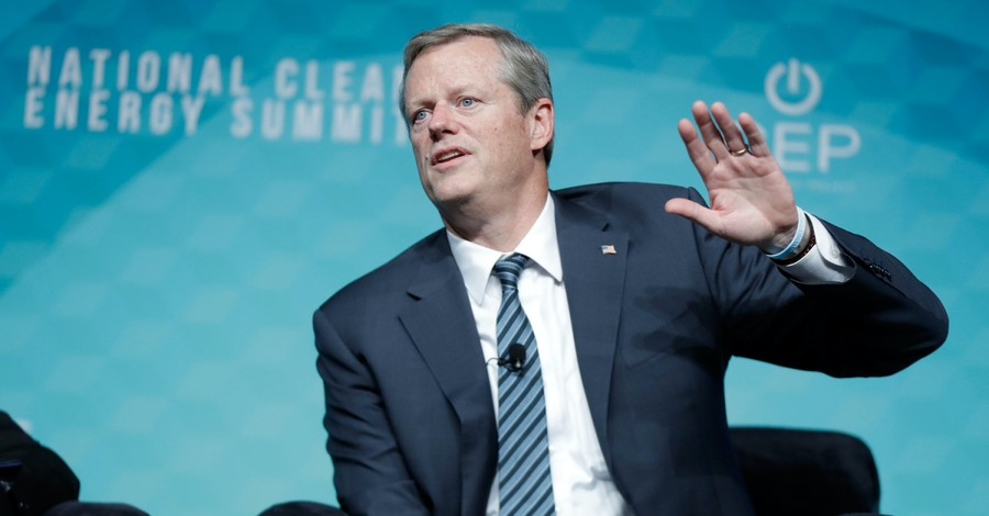 Mass Governor Charlies Baker, Baker vetoes late-term abortion expansion