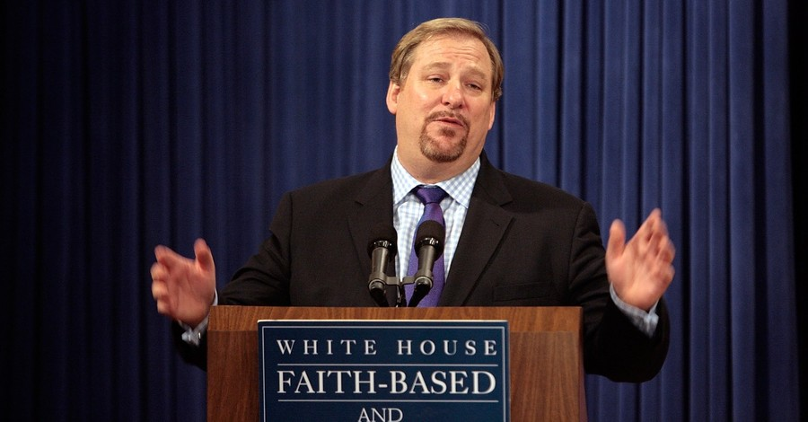 Rick Warren, Warren says the COVID-19 pandemic revealed some fundamental issues with the American church