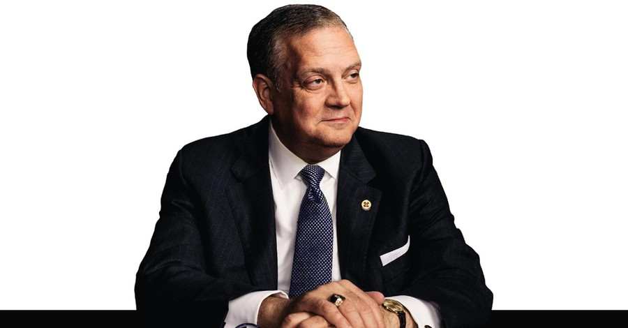 Albert Mohler, Mohler says Trump is responsible for the mod violence at the Capitol