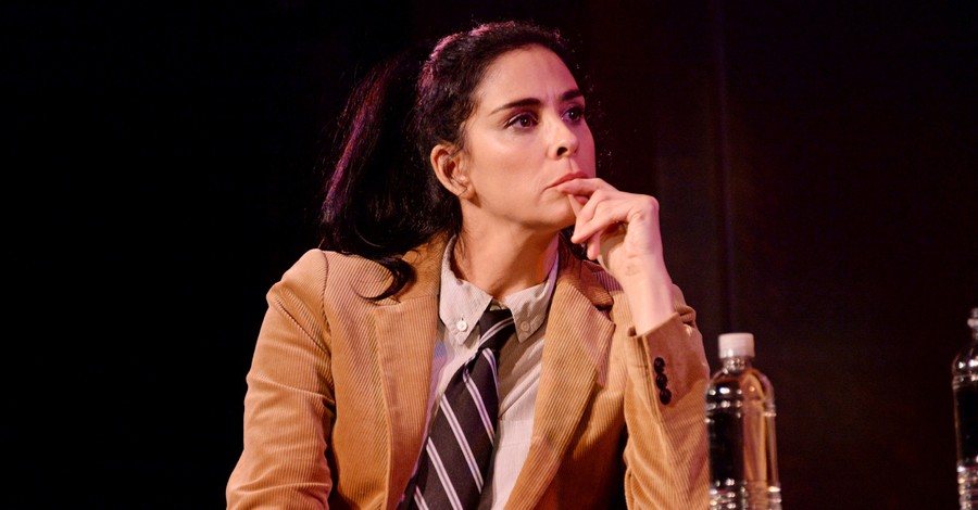 Sarah Silverman, Silverman says there is no Hell and no God