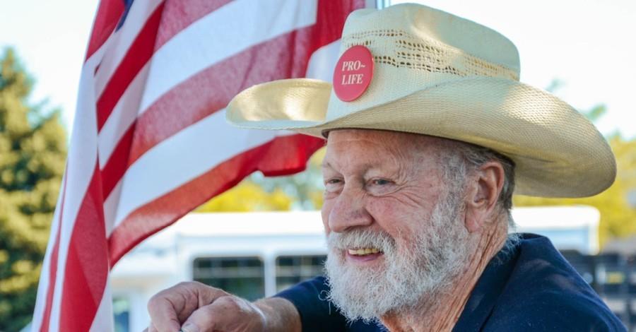 Joe Scheidler, pro-life activist Joe Scheidler dies at 93