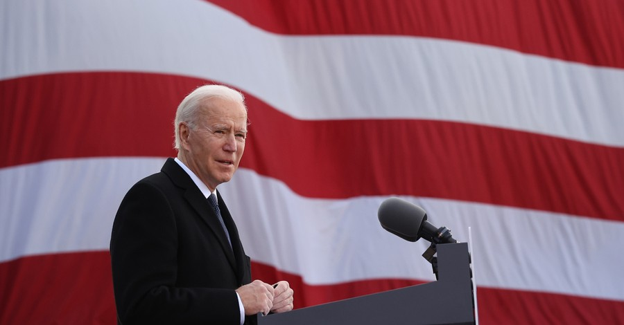 Joe Biden, Two values that could unite or divide us