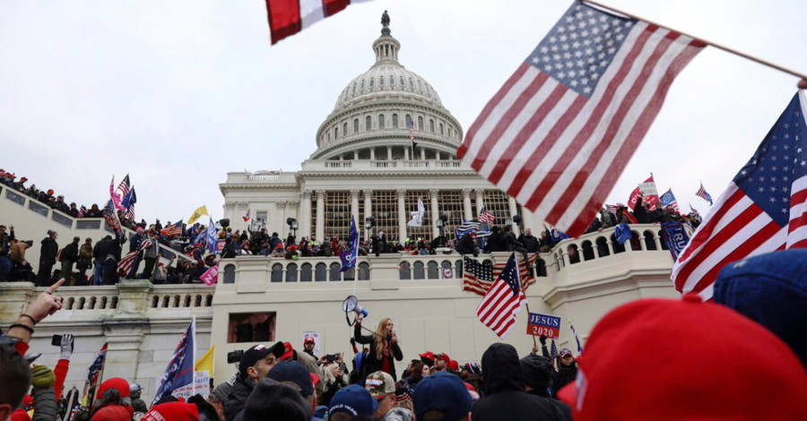 U.S. Capitol attack, David French speaks on Christian Nationalism