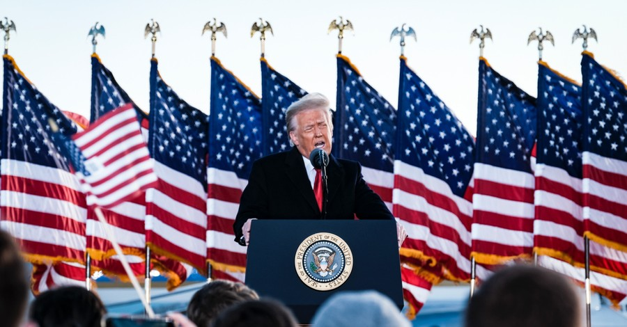 Donald Trump, Biblical principals to offer hope in divisive times