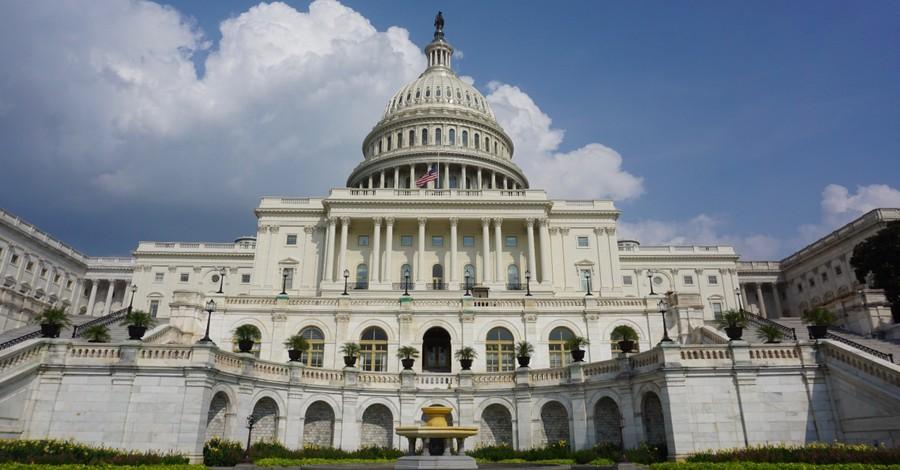U.S. Capitol, Senate votes to move forward with impeachment trial of Trump
