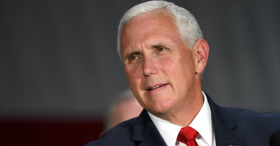 Pence Urges Churches of 10 or More to Stop Meeting in Fight against Coronavirus