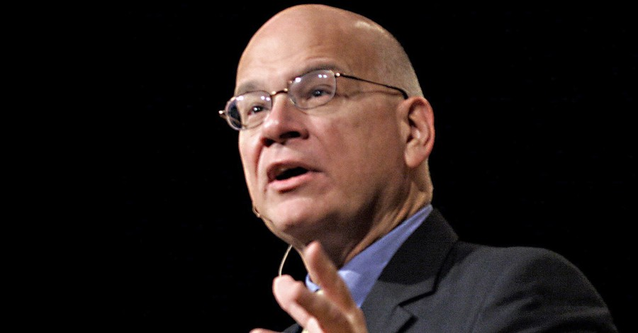 Tim Keller, Keller gives positive cancer update