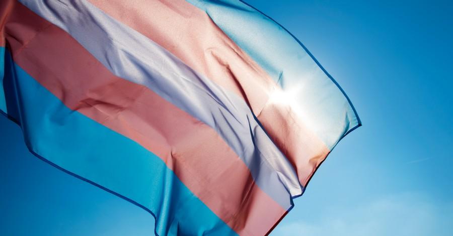 transgender flag, amazon blocks sale of book exposing transgenderism