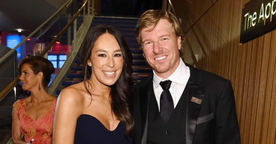Chip and Joanna Gaines, The Gaines' transform a girls shelter into a home for girls