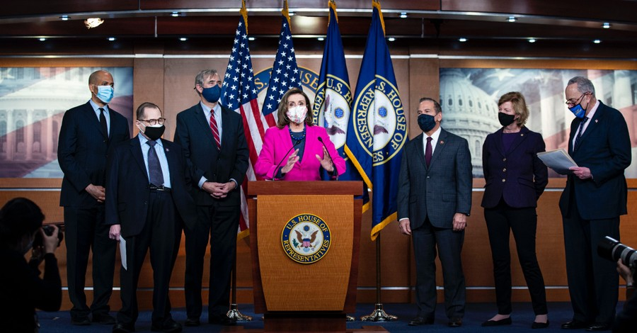 Democrats hold Equality Act Press Conference, The House passes the Equality Act