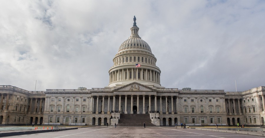 The U.S. Capitol building, At least 20 progressive religious leaders have joined with the Poor People's Campaign in calling for the abolition of the U.S. Senate filibuster