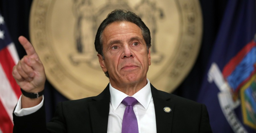 Andrew Cuomo, Cuomo is accused by a third woman of sexual harassment