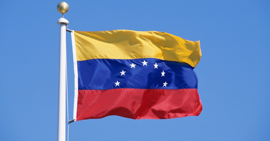 Venezuelan flag, Christians are attacked and branded with crosses in Venezuela