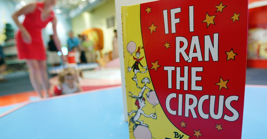 If I Ran a Circus, Dr Seuss books top Amazon best seller lists