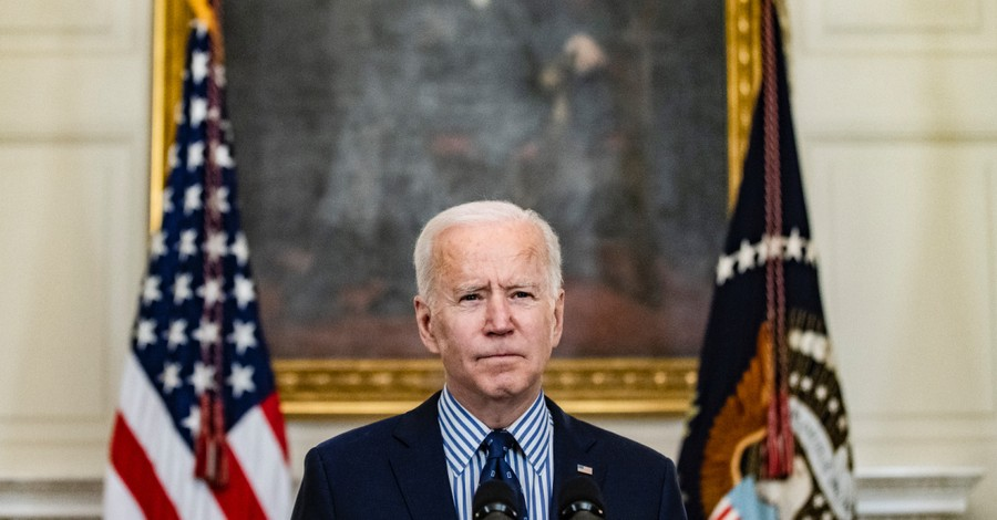 Joe Biden, 52 percent of Americans are concerned about the fact that President Biden has yet to hold an official press conference