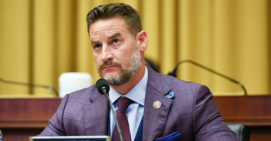 Congressman Greg Steube, Steube responds after Rep. Jerry Nadler  asserted that 'God's will is no concern of this Congress'