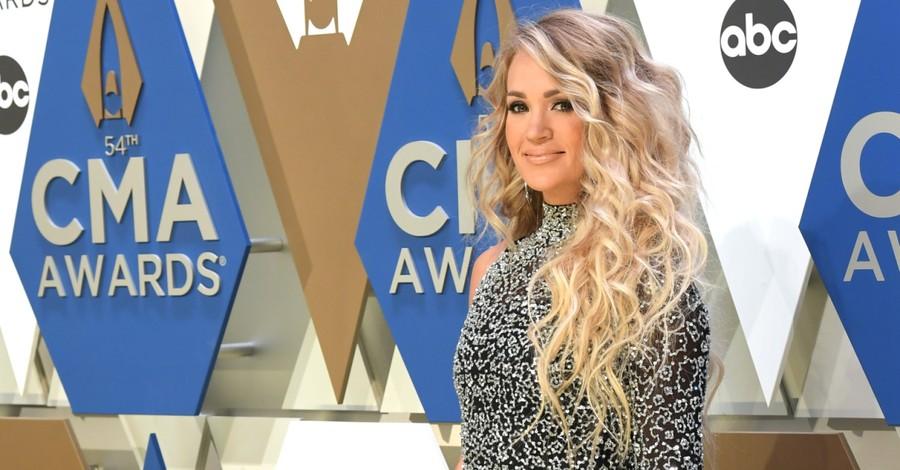 Carrie Underwood, Underwood released a modern rendition of a Gospel hymn