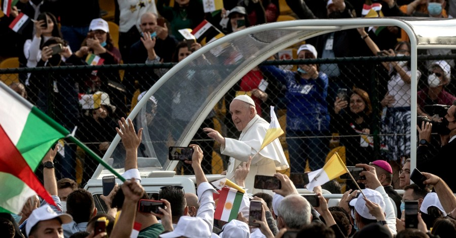 The Pope in Iraq, 'Peace and Security' for the Ancient Church in Iraq?